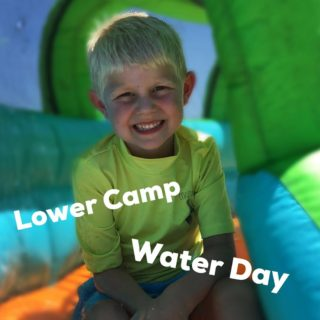 Lower Camp - Water Day